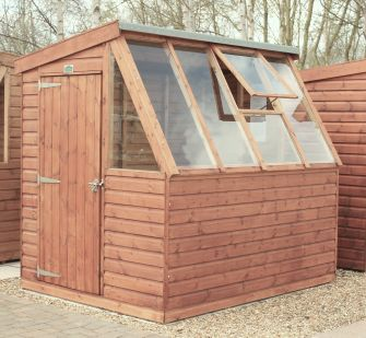 Hemingford Potting Shed 8ft x 6ft (2.4m x 1.8m)