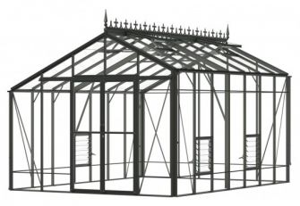 Redoubtable 10'7 x 14'9 in Old Cottage Green